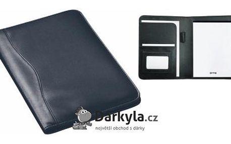 Portfolio A5 New Ebony - Černá