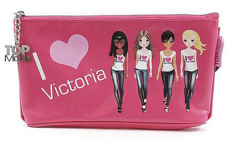 Školní penál taštička Top Model Victoria, Top Model