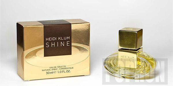 Heidi Klum Shine toaletní voda pro ženy 30 ml