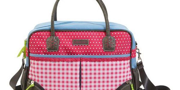 Krásná a praktická trendy taška z designové série Bebe-jou ABC