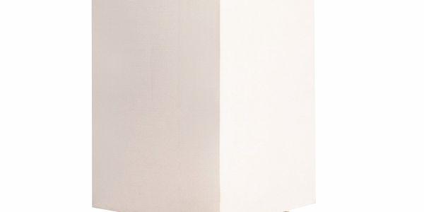 Lampa Beech Click Clock s bílým LED budíkem