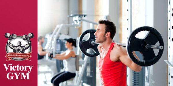 ROČNÍ PERMANENTKA do fitness Victory Gym v centru Prahy za pouhých 2499 Kč! Při první návštěvě s Vámi trenér projde jednotlivé stroje a vše vysvětlí! Zbavte se po Vánocích přebytečných kilogramů s neodolatelnou slevou 71%!
