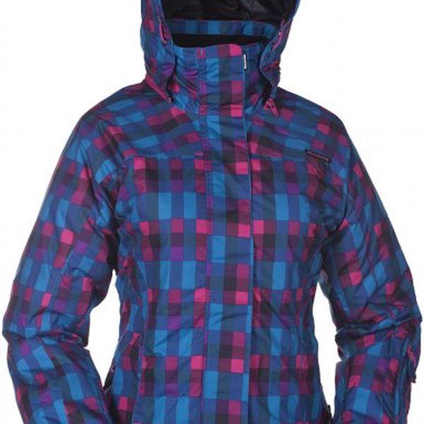 Dámská dvouvrstvá lyžařská technická bunda Envy Alna Blue