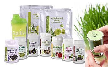 Přípravky pro očistu a zdraví vašeho organismu!