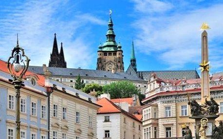 Skvělý hotel v CENTRU Prahy - Hotel Betlem Club*** pro 2 se snídaní až do března 2014