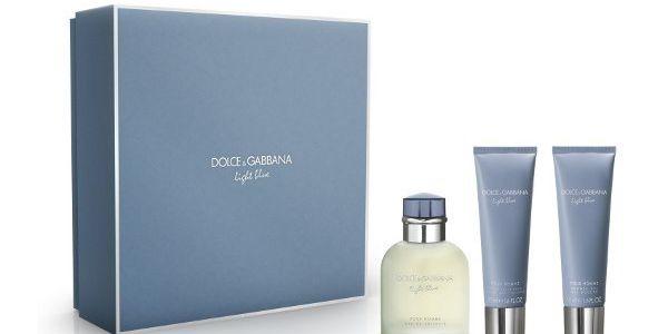 Dolce & Gabbana Dárková sada pro muže Light Blue pour Homme