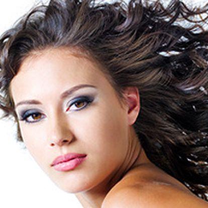 Ošetření vlasů keratinovou maskou – zažehlení infra žehličkou za studena do vlasů!