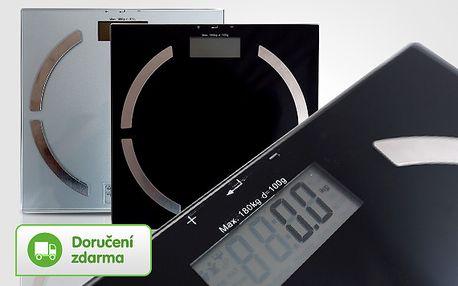 Osobní digitální váha s měřením tuku