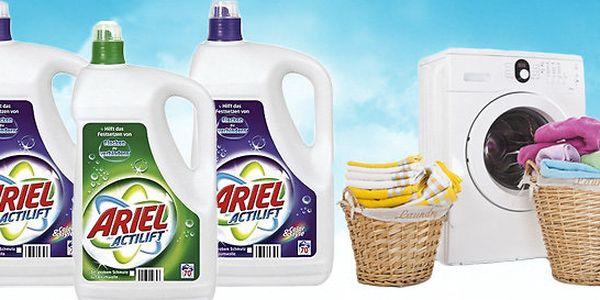 Ariel Actilift – 15,33 litrů tekutého pracího gelu