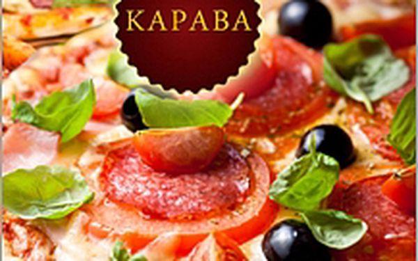 Pizza ve Zlíně za 59 Kč