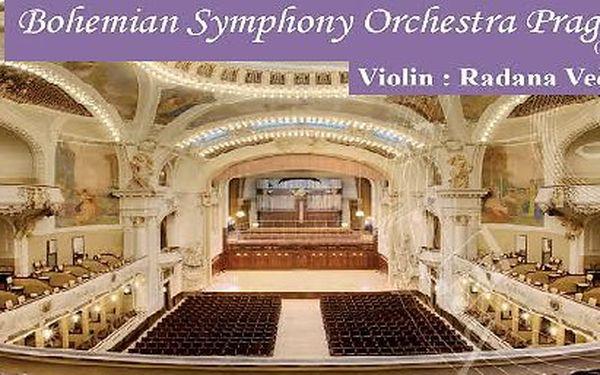 Koncert ve Smetanově síni Obecního domu