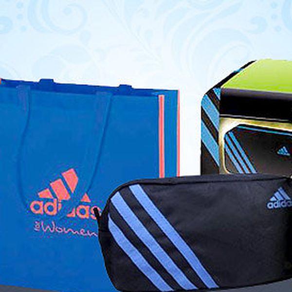 Adidas pro oba – toaletní vody i tašky