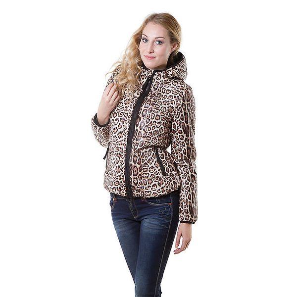 Dámská leopardí bunda Yes!Miss