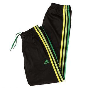 Dětské kalhoty na volný čas - Adidas ESS 3S POLY PANT černá