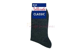 Ponožky bellinda 497548 classic socks