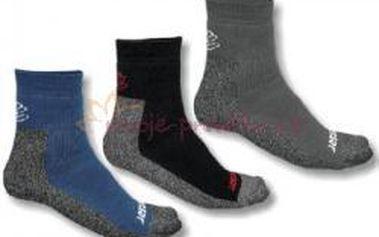 Sensor ponožky TREKING 3 - v balení 3 kusy