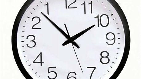 Obrácené hodiny - z obyčejné věci záludná