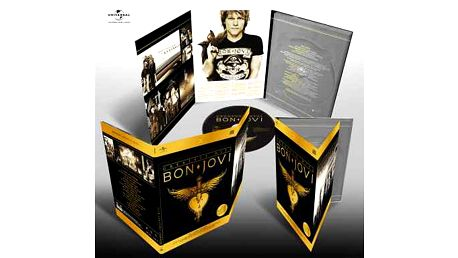 Bon Jovi - Greatest Hits (Slidepack), CD digipack
