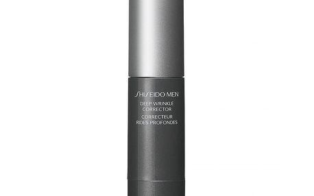 Shiseido Vyhlazující a zpevňující krém pro muže (Deep Wrinkle Corrector) 30 ml
