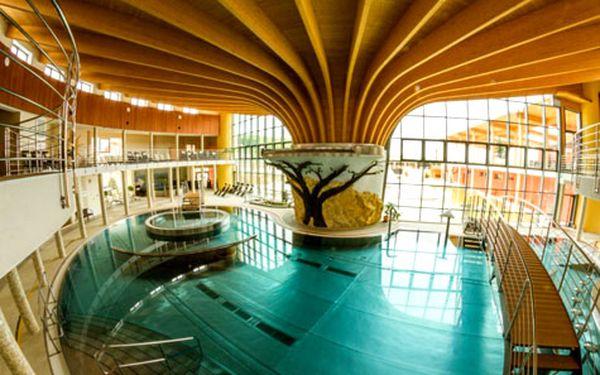 Oblíbené termální lázně Podhájská pro JEDNOHO na 4 a více dní