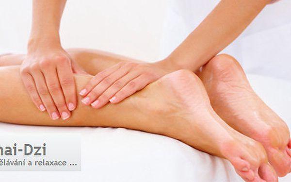 Klasická masáž dolních končetin - 30 minut
