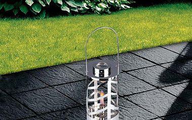 Olejová nebo petrolejová lampa v klasickém tvaru prozáří vaše večerní posezení na terase nebo balkoně!