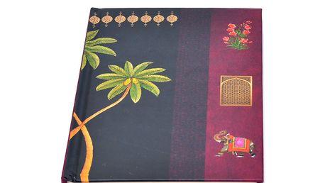 Praktický zápisník Tamara Groowing Palms, A5