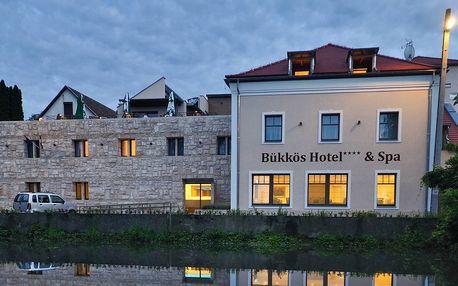 Wellness pobyt v Szentendre neďaleko Budapešti pre 2 osoby na 3 dni/2 noci s polpenziou a masážou pre ženy len za 119 €