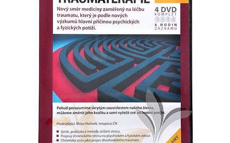DVD DiDact Traumaterapie 4. Nový směr medicíny zaměřený na léčbu traumatu.