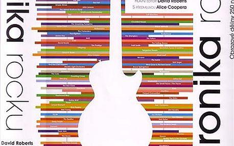 David Thomas - Kronika rocku s předmluvou od Alice Coopera