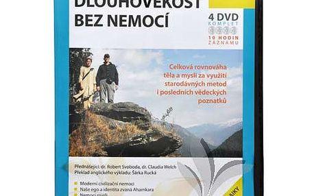 DVD DiDact Dlouhověkost bez nemocí 4 DVD