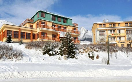 4-dňový pobyt v apartmánoch Mountain Resort s raňajkami pre 2 osoby so saunou - v Tatrách len za 109 €