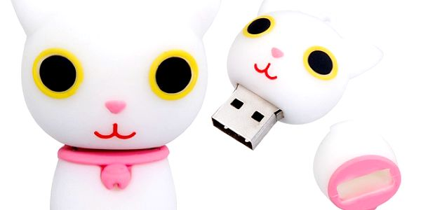 USB 16 GB - kočička a poštovné ZDARMA! - 1707212