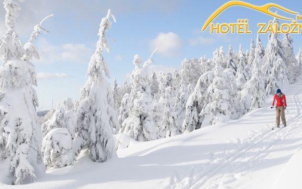 Zimní dovolená na Vysočině za skvělou cenu!