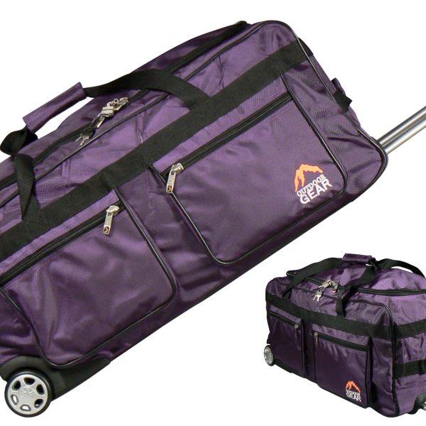 REAbags Cestovní taška na kolečkách GEAR T705/24