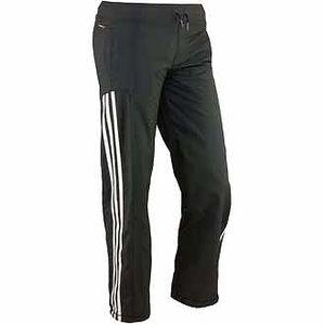 Dětské sportovní kalhoty - adidas ab c woven pant open hem closed