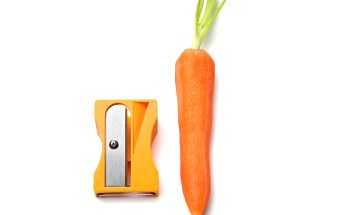 Karoto - škrabka na zeleninu