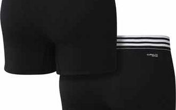 Pánské boxerky z příjemného materiálu - Adidas ESS BOXER 2 PACK