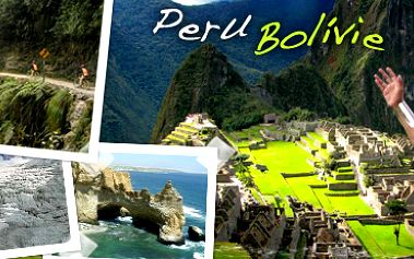 Objevte Inckou říši! 17denní zájezd do Peru a Bolívie s českým průvodcem!