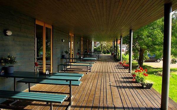 Hotel Modrá stodola