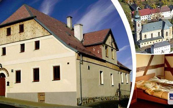 Pobyt pro dva na 3 dny v CHKO Slavkovský les v penzionu Plzeňka v Teplé s polopenzí, horkou čokoládou nebo svařákem a 20% slevou do bazénu v Mariánských Lázních dle vlastního výběru nebo sleva 10% na celodenní skipas do skiareálu Mariánky!!