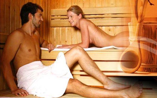 90 minut privátní nerušené relaxace ve finské sauně pro dva včetně dvou saunových vůní dle výběru!