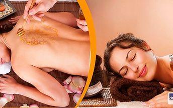 Zapomeňte na stres, dejte si relax, odpočiňte si u voňavých masáží!Voňavé sladké masážev příjemném salonu GaZo v Praze. Je libo čokoládová nebo raději medová?