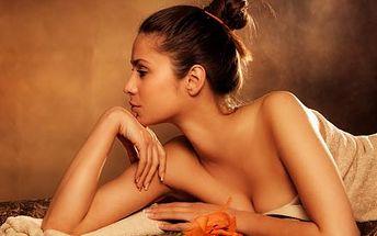 Ajurvédská celotělová masáž pro uvolnění bloků a n...