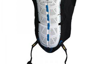 Scott Vest Protector je chránič páteře integrovaný do lehké vesty která drží chránič dobře na svém místě