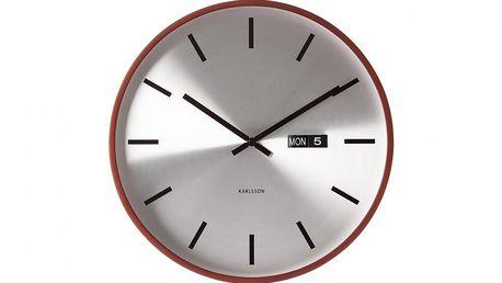 Karlsson nástěnné hodiny KA5461