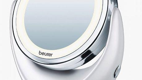 Kosmetické zrcadlo s LED osvětlením BS 49 o průměru 11 cm BEURER BS 49
