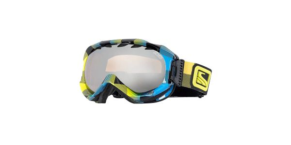 Lyžařské brýle Witness std s dvojitým sférickým zorníkem s výborným odvětráváním ACS.