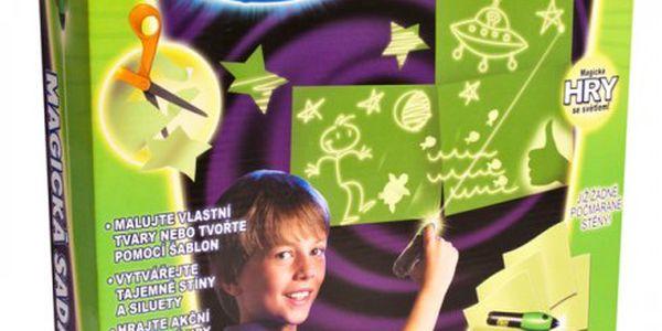 Světlohraní – magická sada je dětská zábavná hra