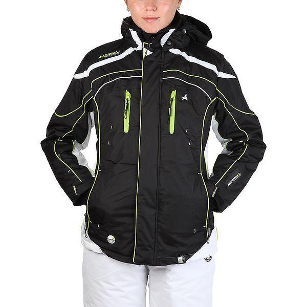 Dámská černá zimní bunda Geographical Norway